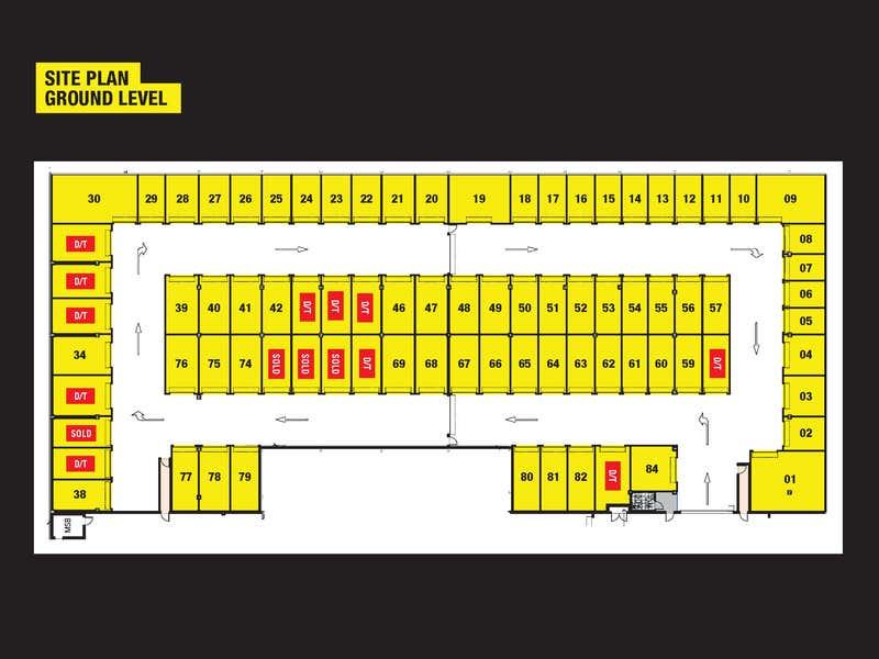 Aussie Strata Storage, 56 Anzac Street Chullora NSW 2190 - Floor Plan 1