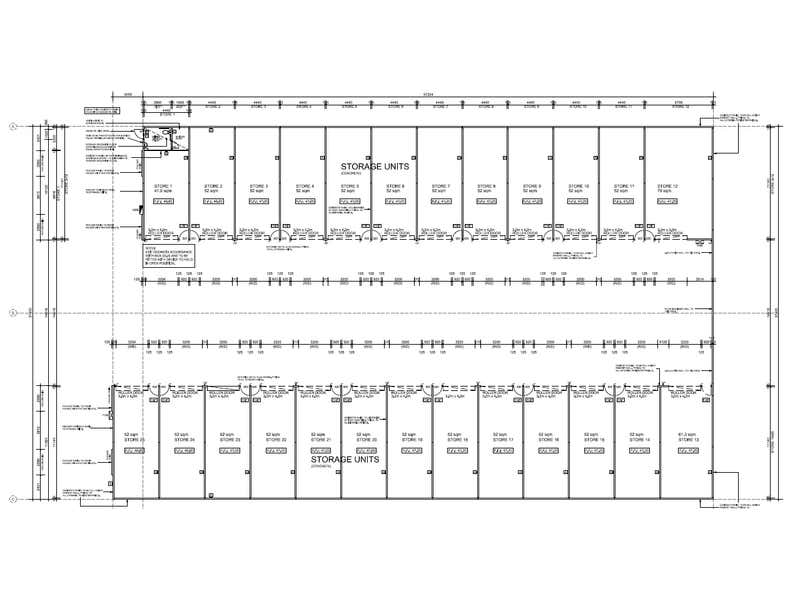 GLORY ROAD STORAGE, 12 Glory Road Wangara WA 6065 - Floor Plan 1