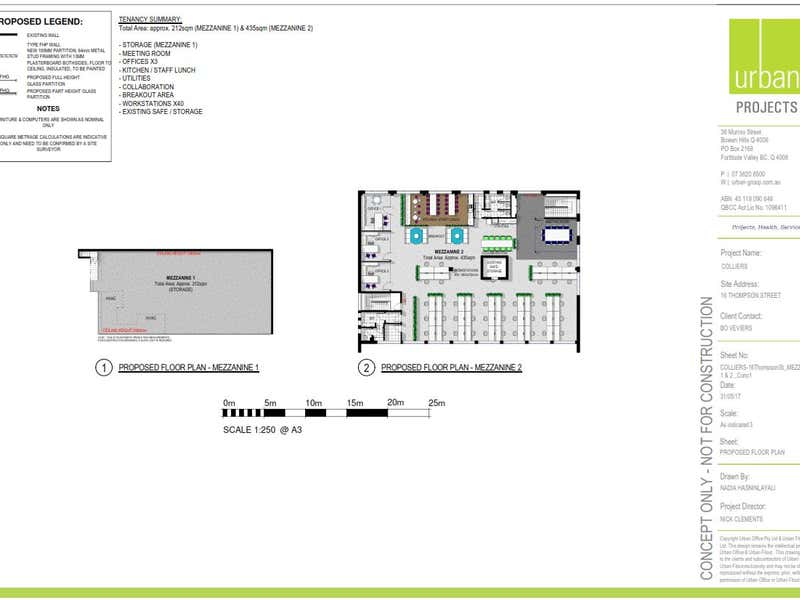 16 Thompson Street Bowen Hills QLD 4006 - Floor Plan 2