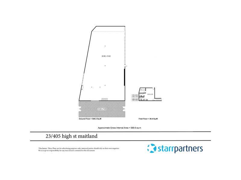 23/405 High Street Maitland NSW 2320 - Floor Plan 1