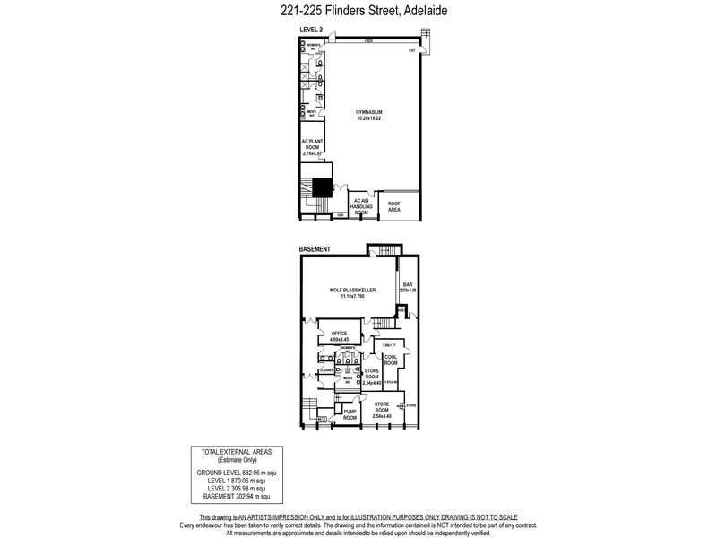 221-225 Flinders Street Adelaide SA 5000 - Floor Plan 2