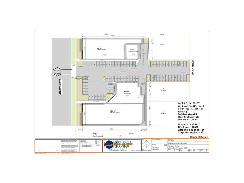 74-80 Albion Street Warwick QLD 4370 - Floor Plan 1