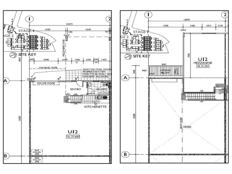 12/10-12 Sylvester Avenue Unanderra NSW 2526 - Floor Plan 1
