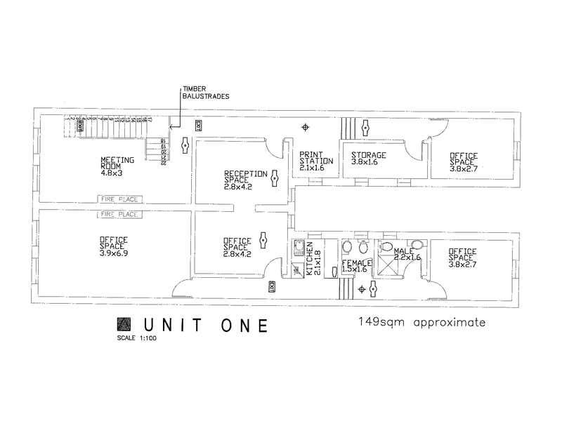 1/275-277  Macquarie Street Liverpool NSW 2170 - Floor Plan 1