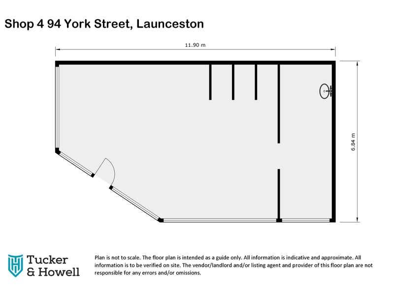 94 York Street Launceston TAS 7250 - Floor Plan 1
