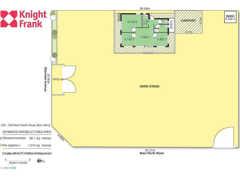 336 Main North Road Blair Athol SA 5084 - Floor Plan 1