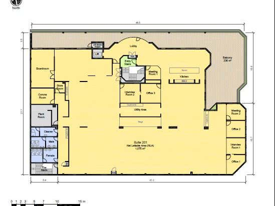 Level 2, 39-47 Albany Street Crows Nest NSW 2065 - Floor Plan 1