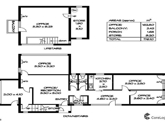 4/51 Stephens Terrace St Peters SA 5069 - Floor Plan 1