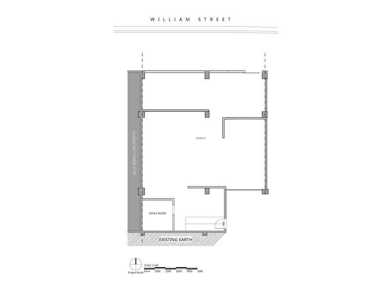 Shop 1 191 William St Darlinghurst NSW 2010 - Floor Plan 1