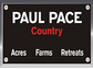 Paul Pace Country - Double Bay